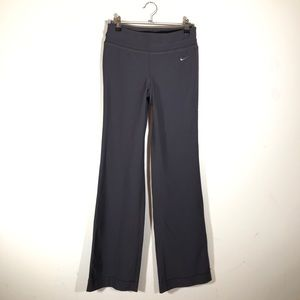 Nike Fit Dry Pants Wide Leg Activewear Workout